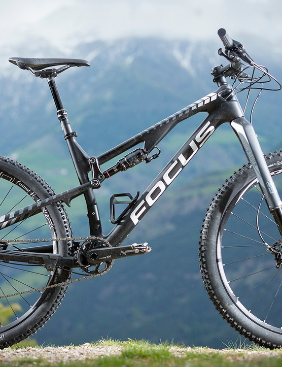 The Focus Spine C 0.0 is the top bike in a 10 model line-up