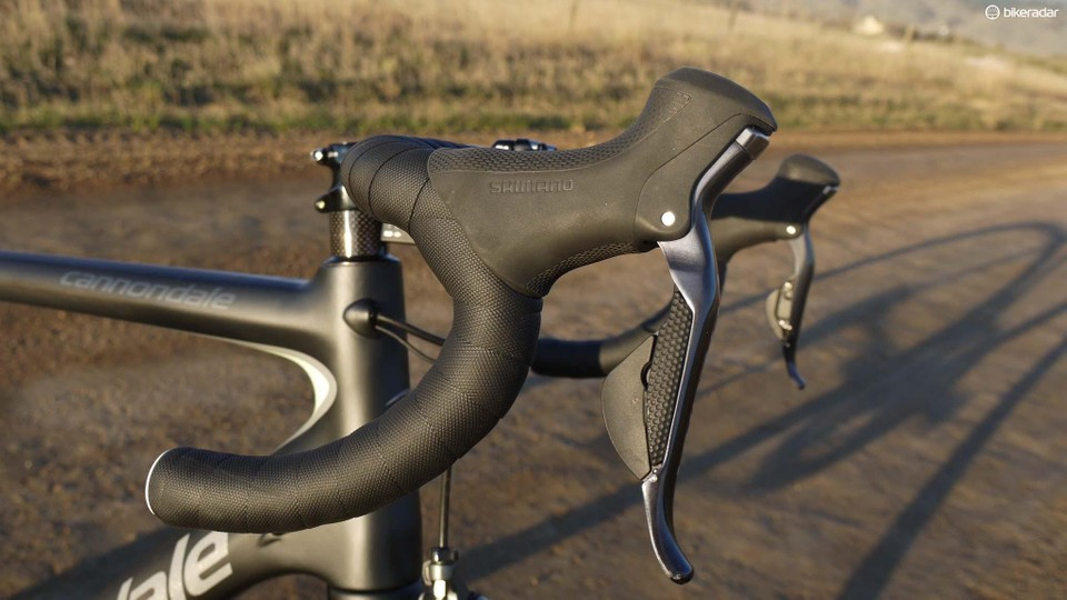 3138c035301 The Ultegra levers can be easily adjusted to bring them within safe reach  of smaller hands