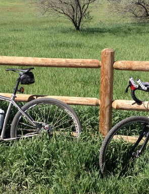 You don't need a gravel-specific ride –CX machines or road bikes with decent clearance will do the job just fine