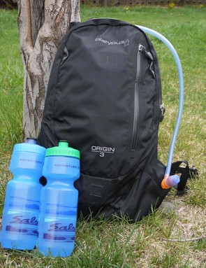 It goes without saying that adequate hydration is essential –consider taking a hydropack for longer or hotter events