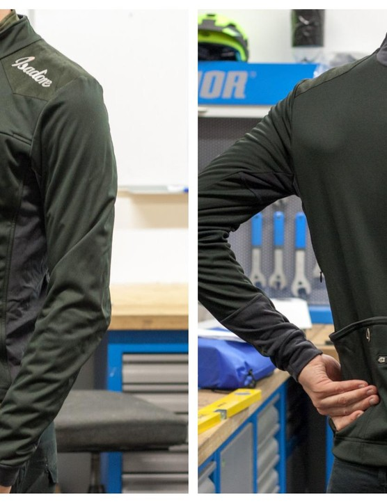 The Merino Membrane Softshell Jacket