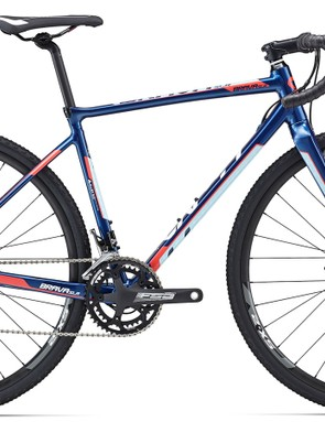 And for the women is the Liv Brava SLR - a whole AU$499 cheaper than the men's TCX SLR 1