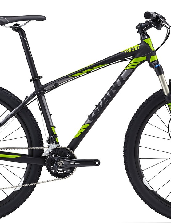 Sitting at the top of the Talon hardtail range is the Talon 27.5 1 (AU$1,599)