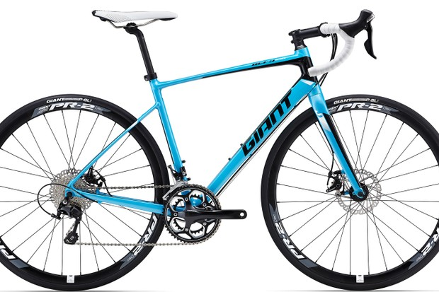 The 2016 Giant Defy 1 Disc should prove to be a highly popular entry-level road machine