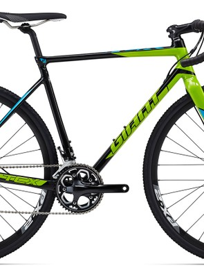 The 2016 Giant TCX SLR 1 looks like a solid entry into cyclocross racing