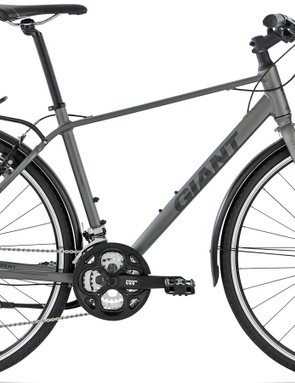 The 'Cross City 2 Equipped' (AU$699), comes fully ready to begin commuting and light touring