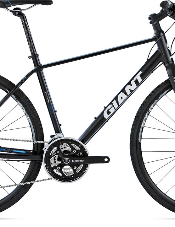 The flat-bar road Cross City range continues for 2016 - headlined by the pictured Cross City 0 Disc (AU$1,199)