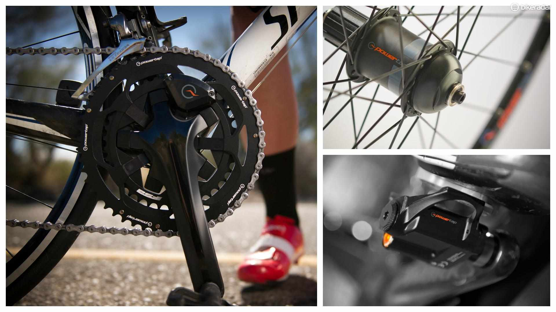 PowerTap produces a range of power meter products to suit many budgets