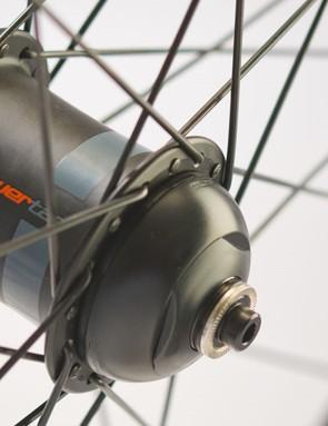 The PowerTap G3 Hub power meter