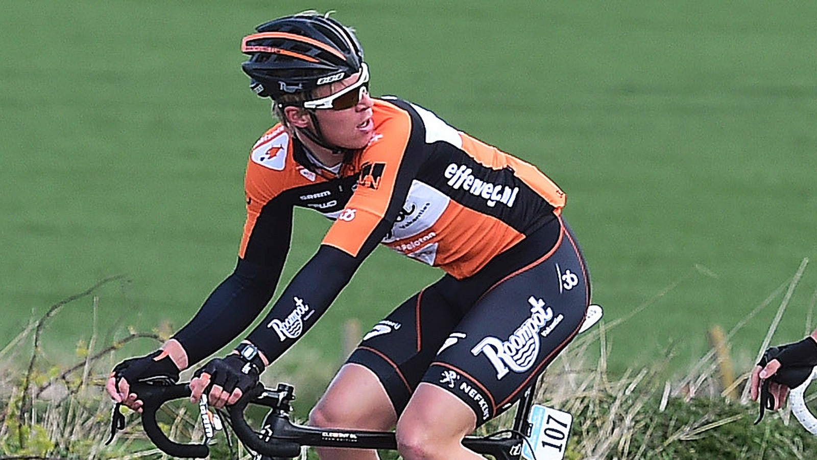 Pro rider Andy Tennant admits that disappointment is often an unavoidable aspect of cycling