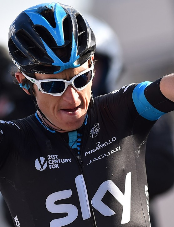 Geraint Thomas advises you to visualise a race before it happens to imagine how it might pan out and what you want to happen