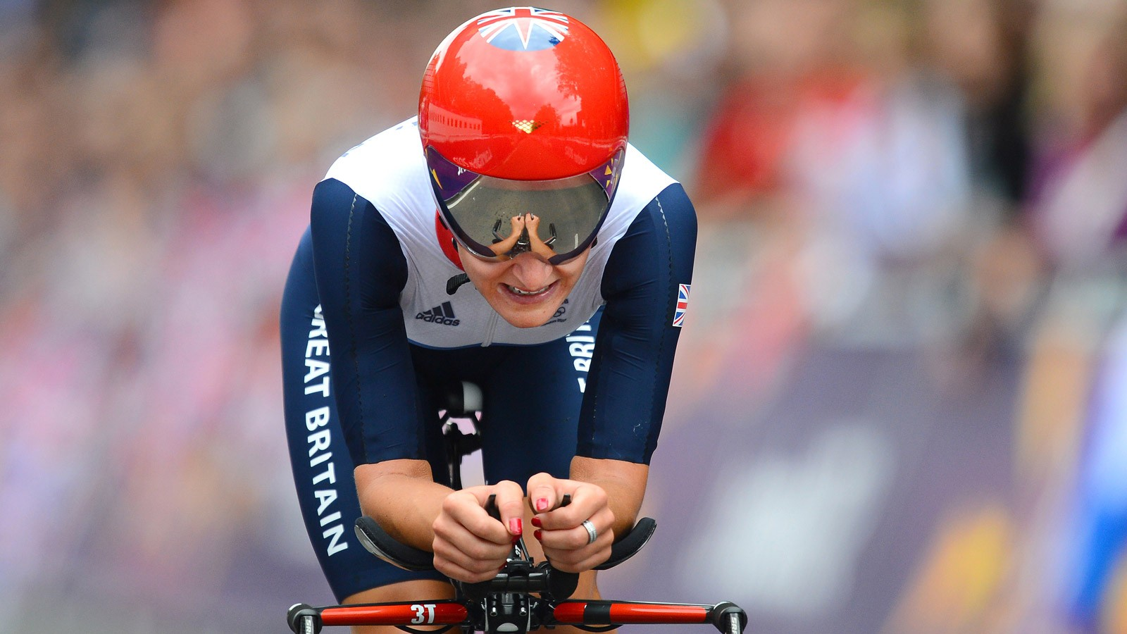 Timing is crucial, explains sprinting queen Lizzie Armitstead