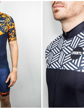 Cream Cycling has gone a bit more wild in its latest release, based around 'order and chaos'