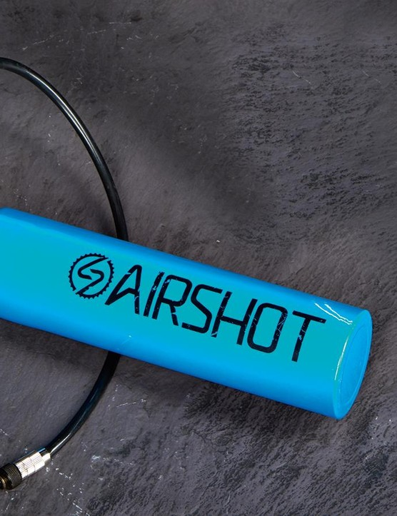 Tubeless setup has become much easier with the introduction of products like the Airshot.