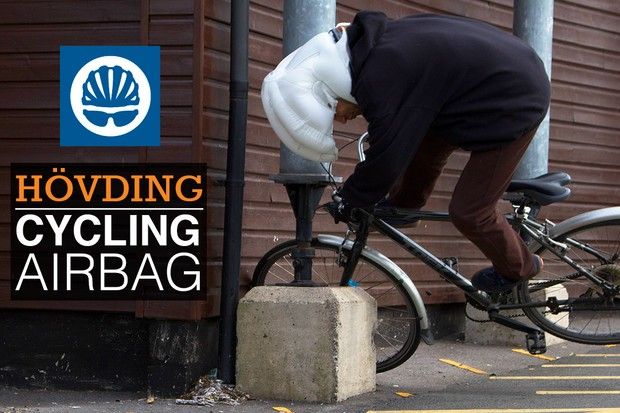Hovding - the cycling airbag