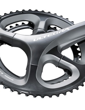 Shimano's Ultegra 6800 chainset has the looks, the stiffness and the value