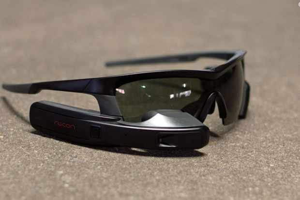 Win a pair of hi-tech Recon Jet smart-glasses (choice of two colours)