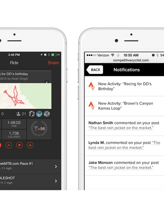 Competitive Cyclist recently announced its revised Strava partnership