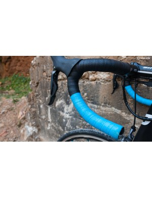 The two tone bar tape trend is a bit of a love/hate touch