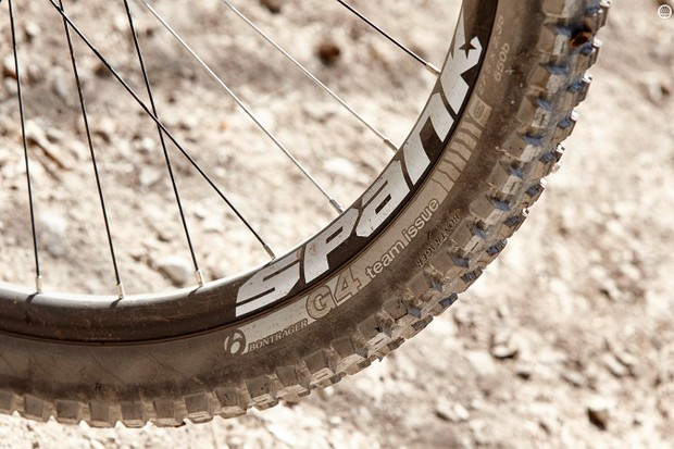 Bontrager G4 Team Issue 27.5x2.35in tyre