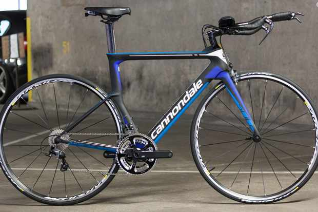 The Cannondale Slice Ultegra 6800