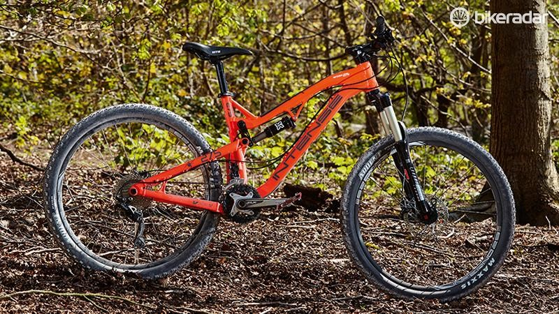 The Spider has been reinvented with new geometry and 650b wheels