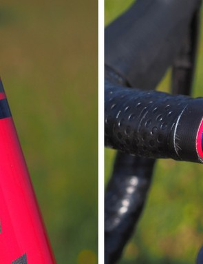 Gorgeous detail work on the paint, plus an exceptionally tidy tape job finished with a thin strip of Gorilla Tape