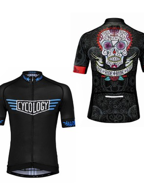 Cycology is bringing its hand drawn designs onto high quality consumer direct cycling kit