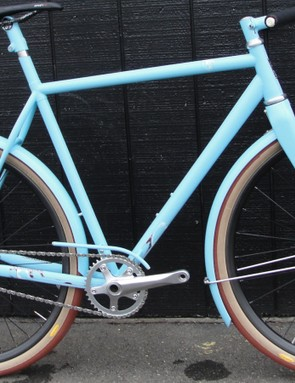 The Urban Racer comes with custom-length seatmast cap, plus scores of potential upgrades