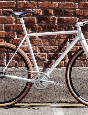 The standard Urban Racer with stock Nitto bar and stem