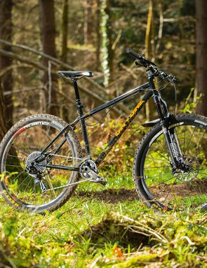 On-One's 45650b –another old fave gets the mid-wheeled treatment