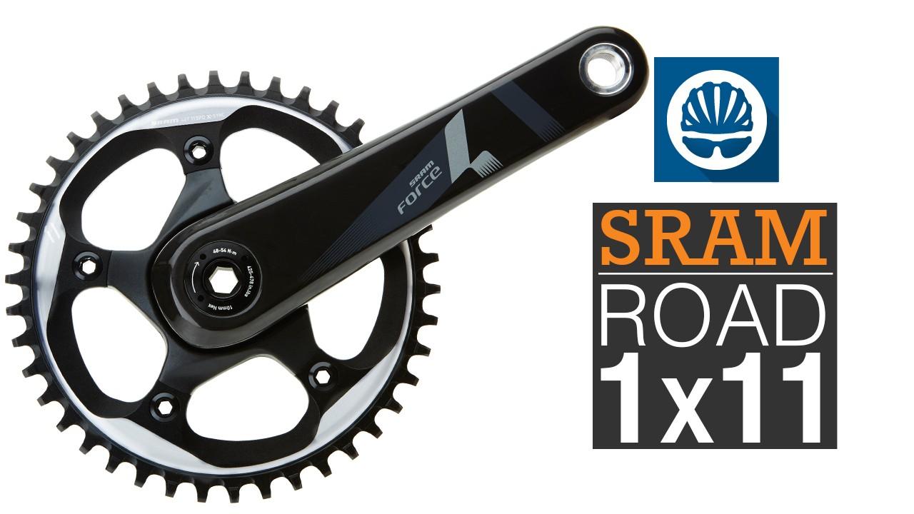SRAM 1x road first ride impressions - video