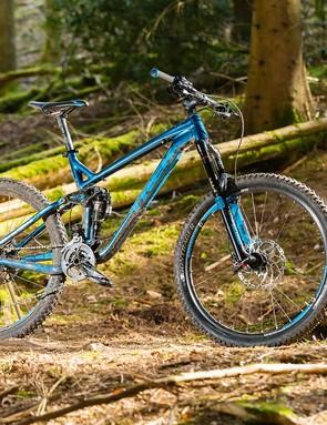 Trek's Slash 7 trail bike is an endearingly frills-free machine