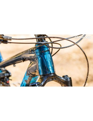 There's internal cable routing for a dropper post should you want to upgrade