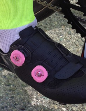 When you win the Giro d'Italia, you can get pink Boa dials, too