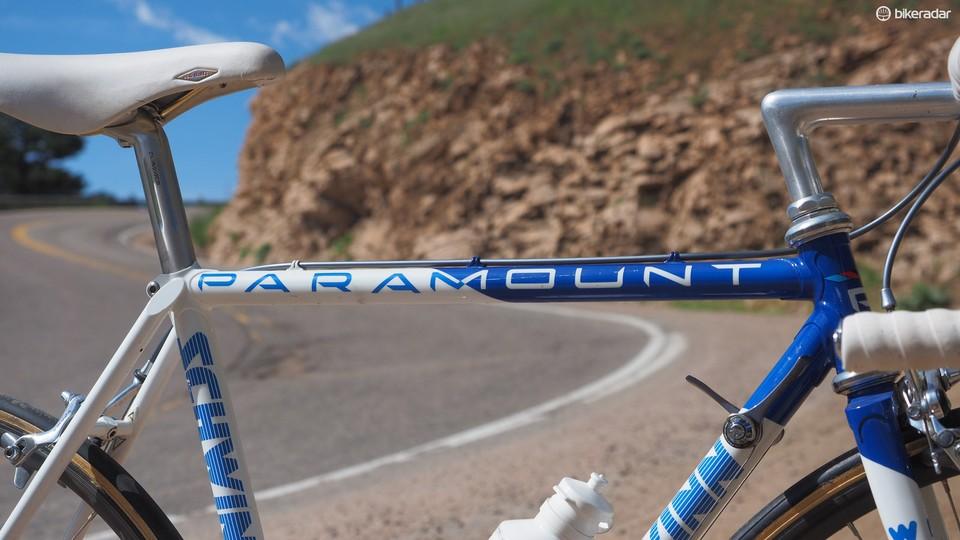 Throwback Thursday: 1988 Schwinn Paramount - BikeRadar