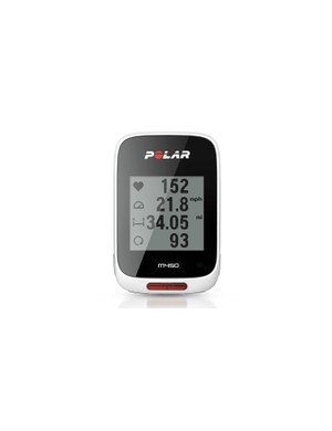 The Polar M450 offers GPS, an LED and Bluetooth Smart connectivity