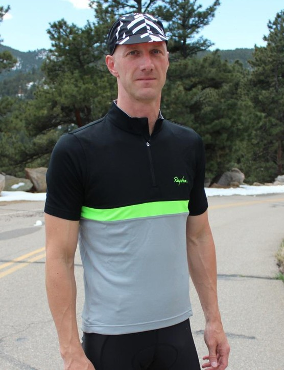 The Club Jersey is a Sportwool piece in a more casual fit