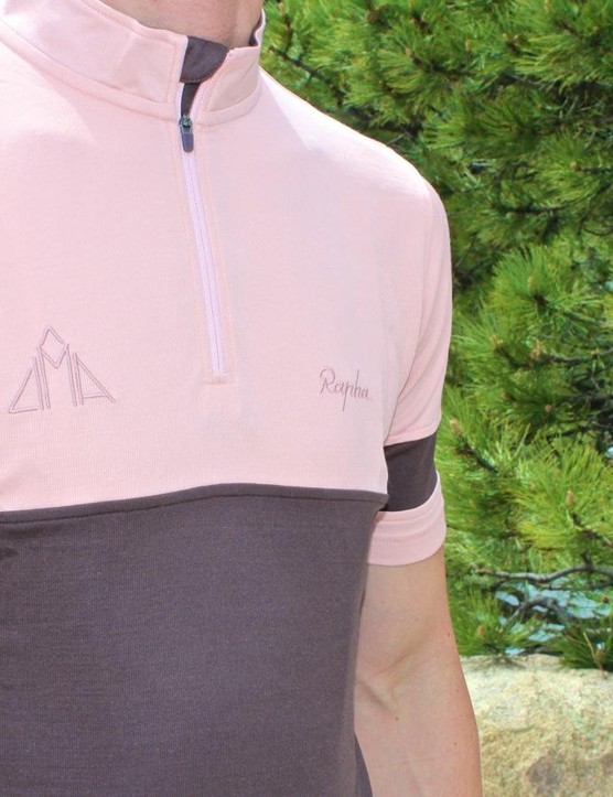 The Cima Jersey is Rapha's nod to Italy's mountains classification (Cima is top in Italian)