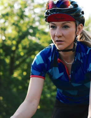 Rapha's Women's 100 collection features a limited edition design