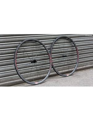 DT Swiss RC28 Spline C Mon Chasseral wheels
