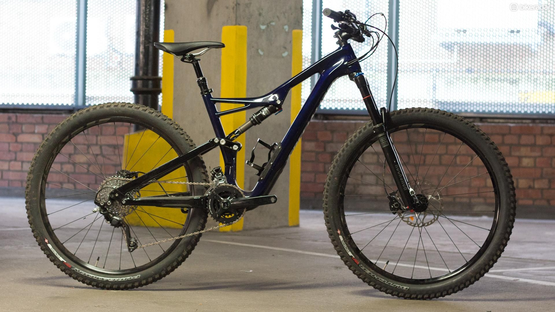 Specialized Stumpjumper FSA Carbon Comp 650B