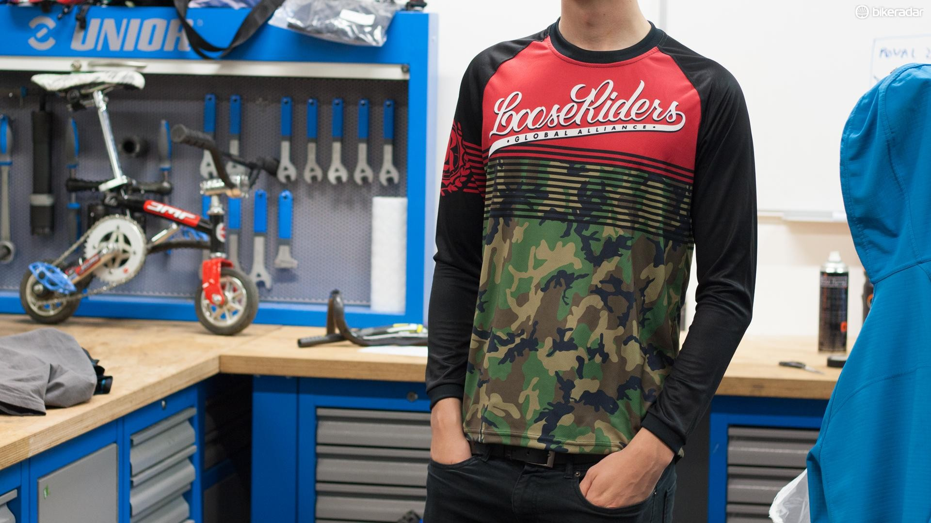 Loose Riders Global Alliance jersey