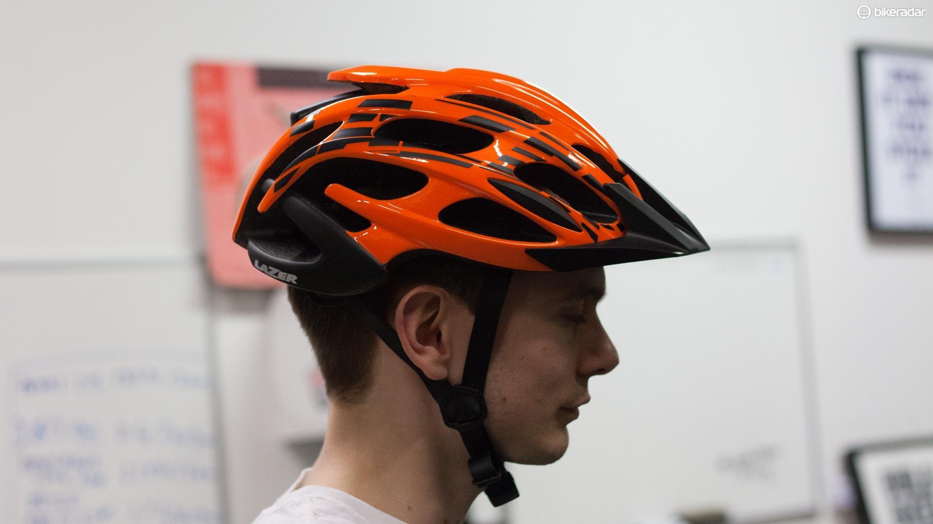 Lazer Magma helmet