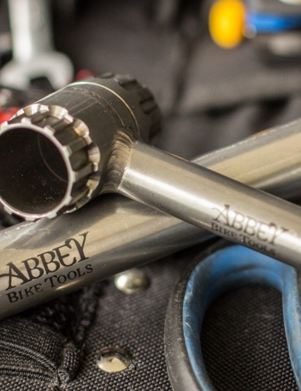 Abbey Bike Tools are fast appearing in the toolboxes of many professionals