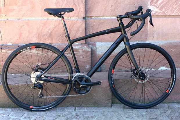 Felt's V85 adventure road bike