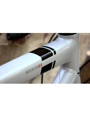 The V100 uses the same frame as the V85