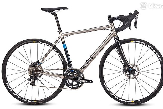 Genesis's Equilibrium Disc Ti tops out a versatile series