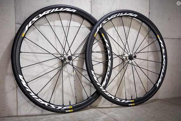 0b62c478b33 Mavic Ksyrium Pro Disc wheels - BikeRadar