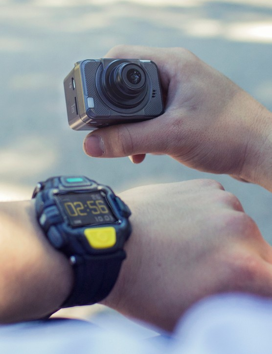 The viewfinder watch should make framing pictures and video a doddle, and should also allow for simple remote control of the device